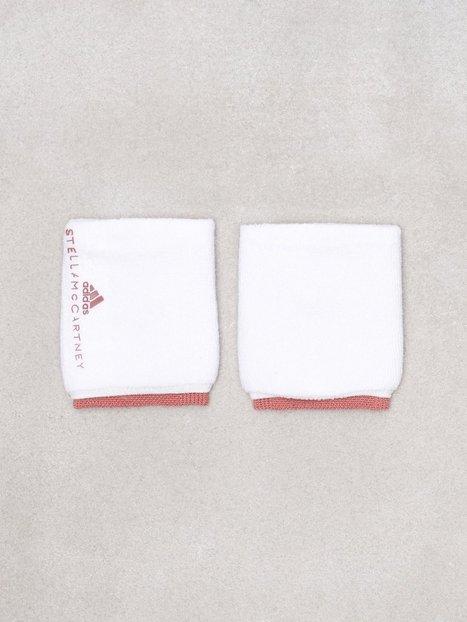Billede af Adidas by Stella McCartney Wristband Pandebånd & Armbånd Hvid