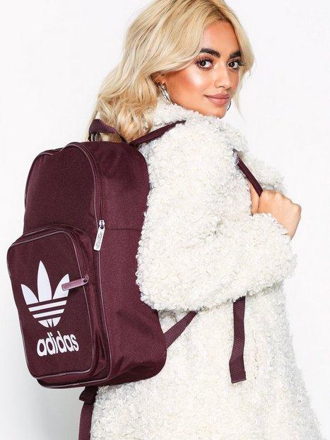 Billede af Adidas Originals Bp Clas Trefoil Rygsæk Maroon