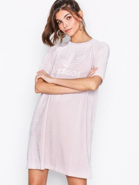 Billede af Adidas Originals Tee Dress Loose fit dresses