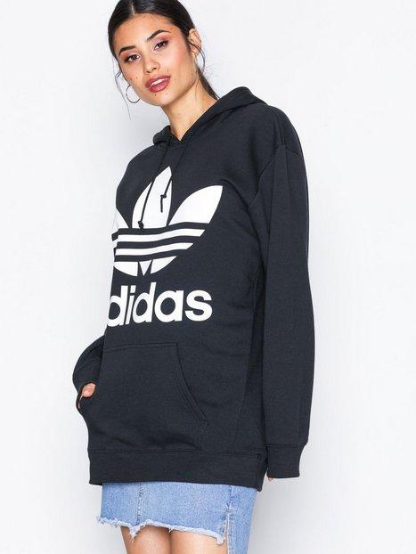 Billede af Adidas Originals BF TRF Hoodie Hættetrøjer Sort