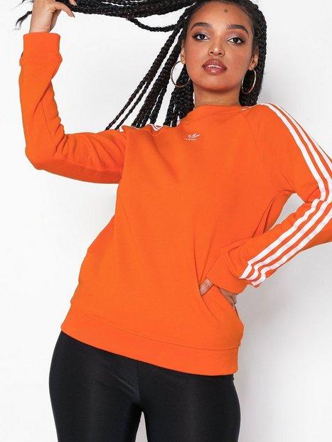 Billede af Adidas Originals TRF Crew Sweat Sweatshirts Orange