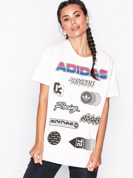 Billede af Adidas Originals Jul Graphic Tee T-shirt Sort