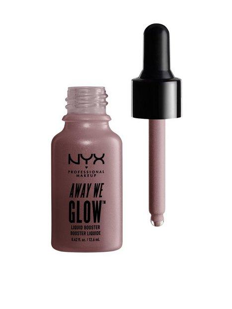 Billede af NYX Professional Makeup Away We Glow Liquid Booster Highlighter Glazed