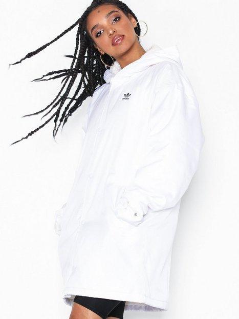 Billede af Adidas Originals Adicolor Jacket Parkajakker Hvid