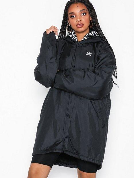 Billede af Adidas Originals Adicolor Jacket Parkajakker Sort