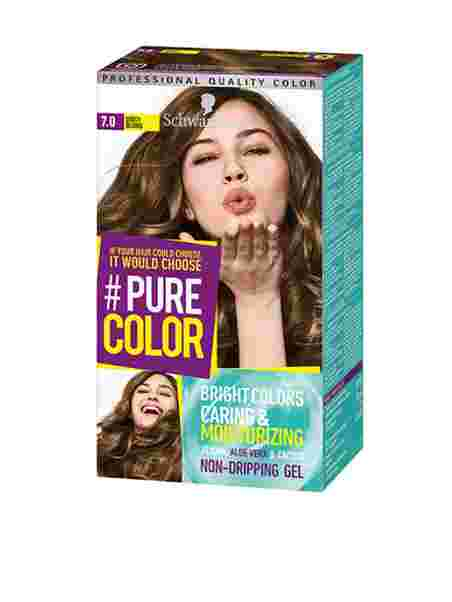 Pure Color Schwarzkopf 70 Dirty Blonde Haircare Styling
