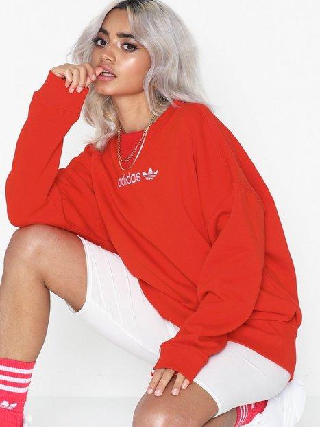Billede af Adidas Originals Coeeze Sweat Sweatshirts Rød