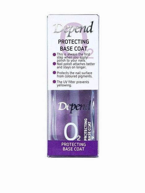 Billede af Depend Protecting Base Coat Base-/Toplak Transparent