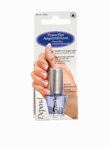 Billede af Depend Powerflex Nail Strengthener 8ml Neglepleje Transparent