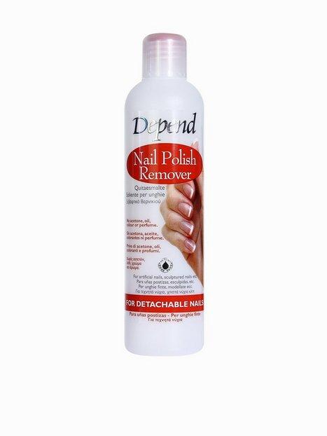 Billede af Depend Nail Polish Remover - för lösnaglar 250 ml Make up fjerner