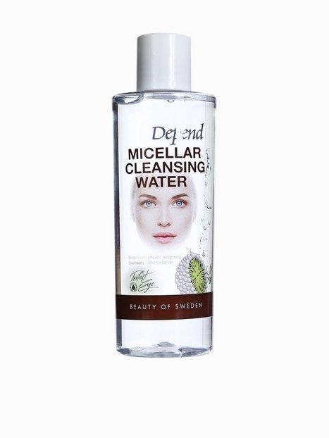 Billede af Depend Micellar Cleansing Water 200 ml Makeup fjerner/Shine Control Transparent