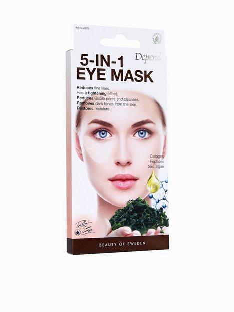 Billede af Depend 5 in 1 Eye Mask Ansigtsmaske Transparent
