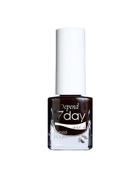 Depend 7day Nailpolish Nagellack Cosmos Chocamocha