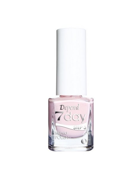 Billede af Depend 7day Nailpolish Neglelak FTW - For The Win