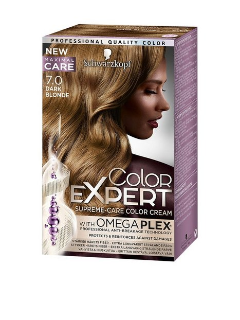 Schwarzkopf Color Expert Hårfärg Dark Blonde - Schwarzkopf