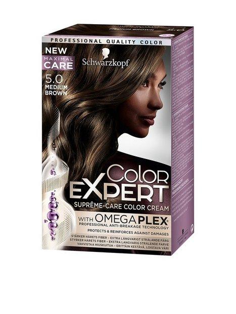 Billede af Schwarzkopf Color Expert Hårfarve Medium Brown