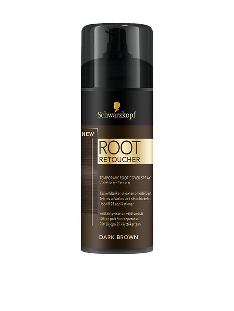 Schwarzkopf Root Retoucher Hårtoning Dark Brown - Schwarzkopf
