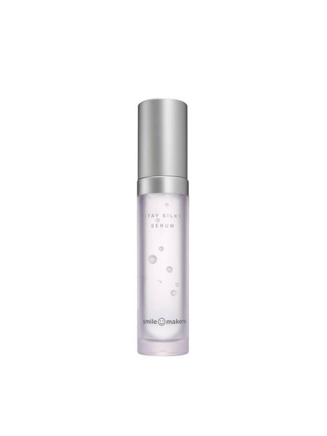 Billede af Smile Makers Stay Silky Serum 30ml Glidecreme Transparent