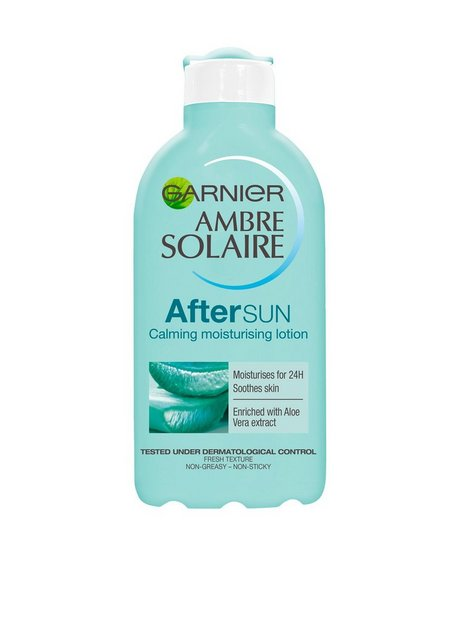 Billede af Garnier After Sun Milk 200ml Aftersun
