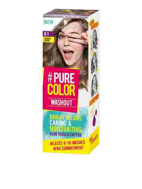 Pure Color Washout Schwarzkopf 81 Smokey Blond Haircare