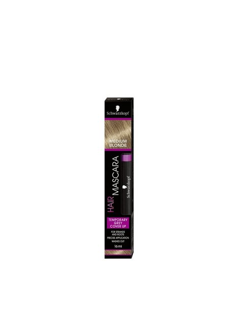 Schwarzkopf Hair Mascara Hårfärg Medium Blonde