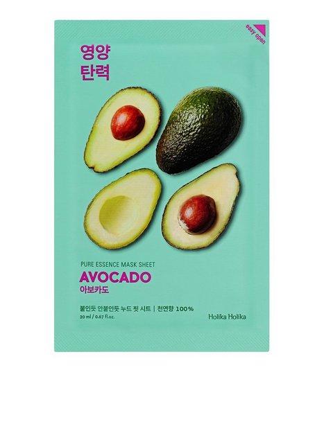 Holika Holika 5-Pack Pure Essence Sheet Mask Ansiktsmasker Avocado
