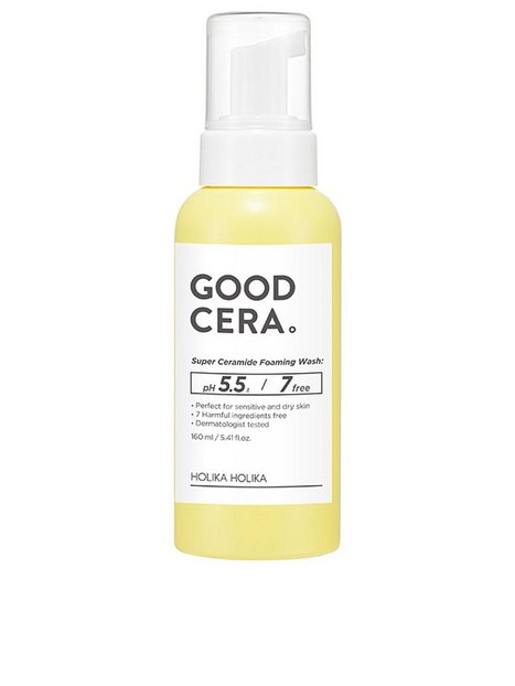 Holika Holika Good Cera Super Ceramide Foaming Wash 160ml Ansiktsrengöring