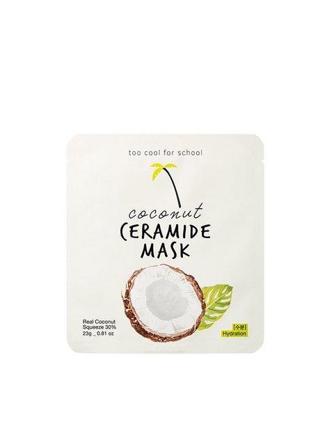 Billede af Too Cool For School Coconut Ceramide Mask Ansigtsmasker