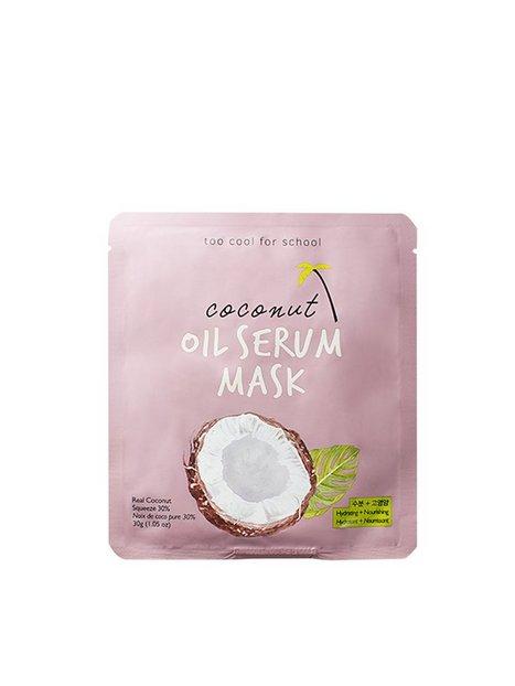 Billede af Too Cool For School Coconut Oil Serum Mask Ansigtsmasker