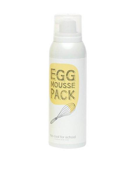 Billede af Too Cool For School Egg Mousse Pack 100ml Ansigtsmasker