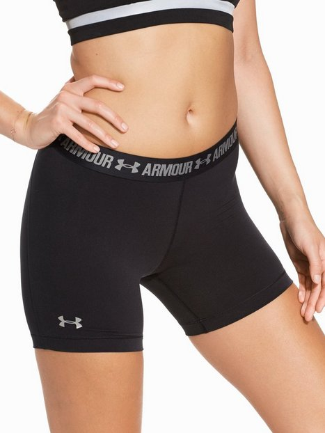 Billede af Under Armour UA HG Armour Middy Shorts Tight fit Sort