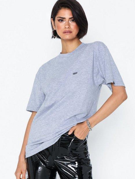 Billede af VANS Mn Left Chest Logo T T-shirt Heather Day