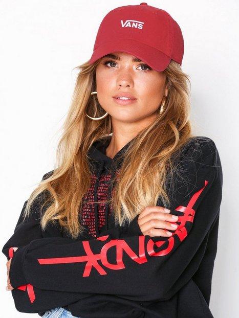 Billede af VANS Court Side Hat Kasketter Crimson