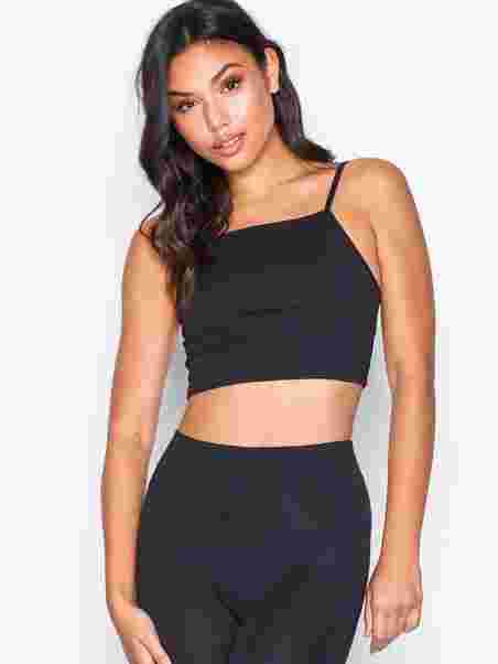 403b7a5fe46 Tight Sporty Set - Nly Trend - Black - Jumpsuits - Clothing - Women ...