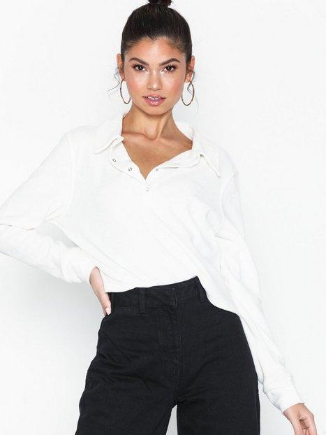Billede af NLY Trend Anywhere Soft Shirt Langærmede toppe