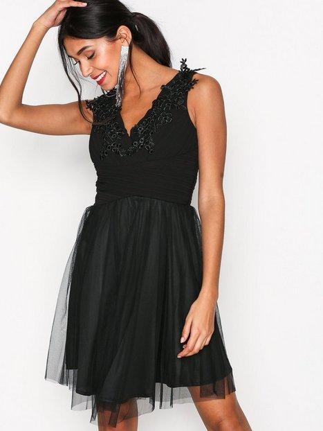 Sisters Point Nine Dress Kotelomekot Black thumbnail
