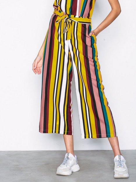 Billede af Sisters Point Bina Pants Bukser Stripes