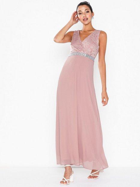 Billede af Sisters Point Andrea Maxi Dress Loose fit