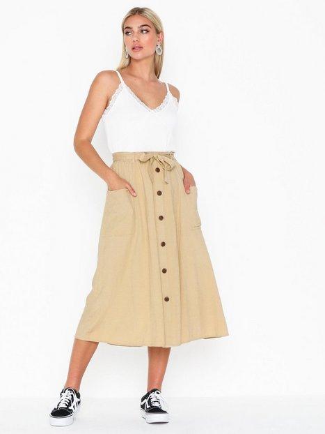 Billede af Sisters Point Bina Skirt Midi nederdele