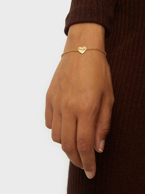 Billede af SOPHIE By SOPHIE Heart Bracelet Armbånd Guld