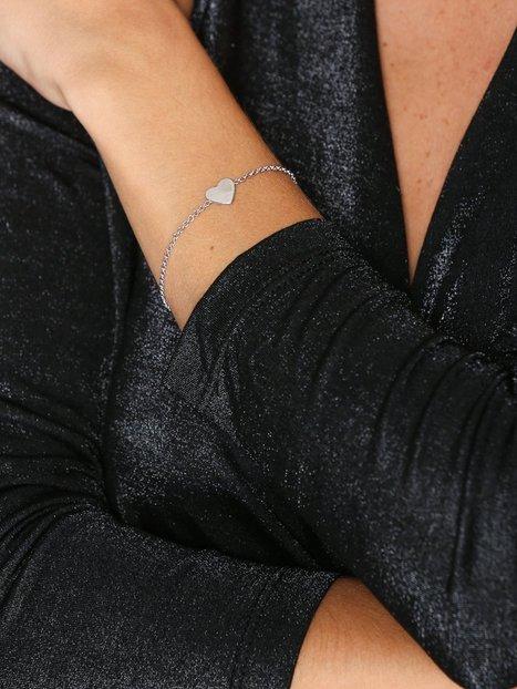 Billede af SOPHIE By SOPHIE Heart Bracelet Armbånd Sølv