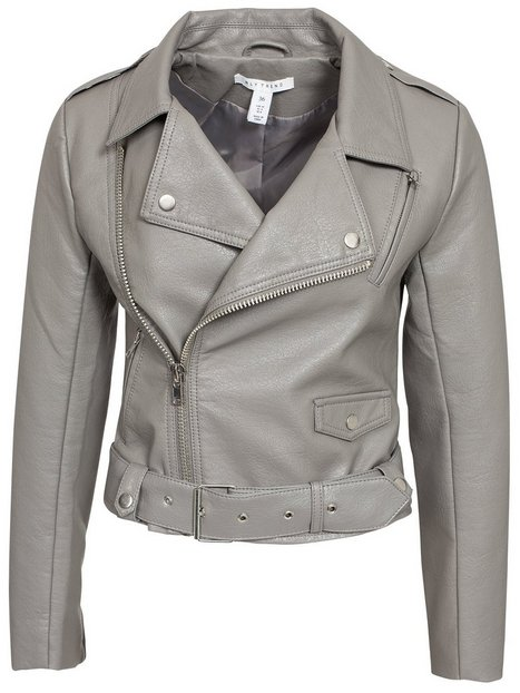 The Cropped Biker Jacket