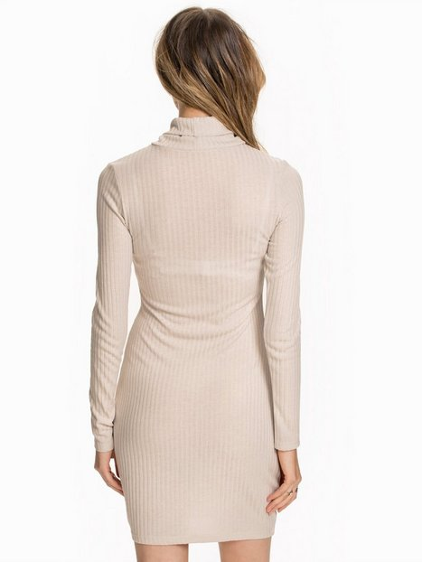 Folded Polo Dress
