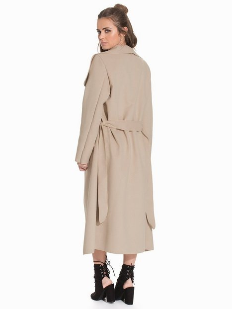 Waterfall Trenchcoat