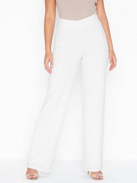 Billede af NLY Trend Crepe Straight Pants Bukser & shorts