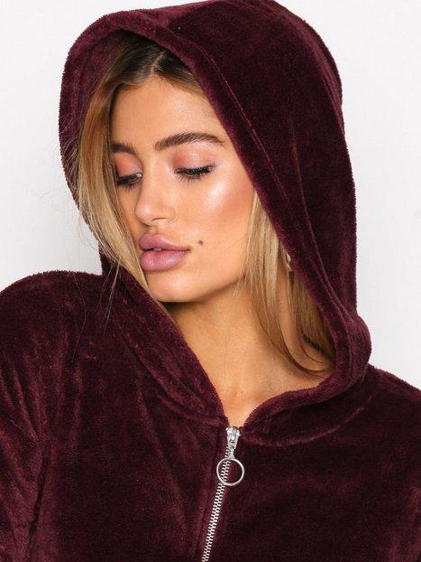 Cozy Zip Hoodie Dress