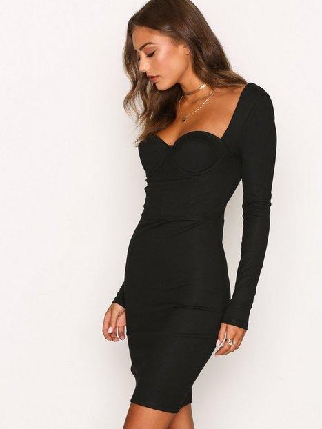 Flirty Bustier Dress