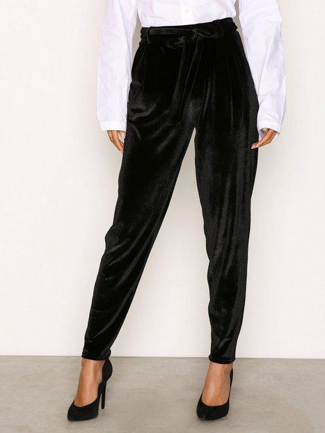 Dressed Velvet Pants