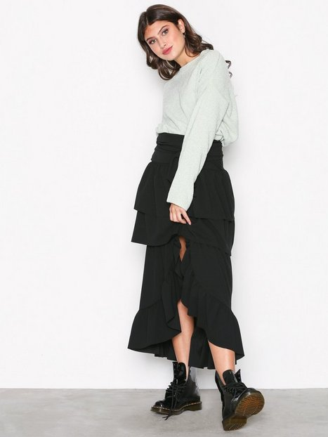 Volume Frill Skirt