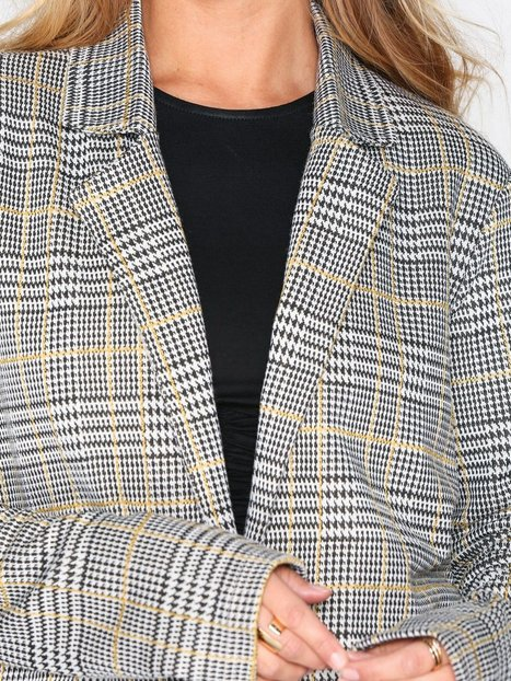 Dressed Check Jacket